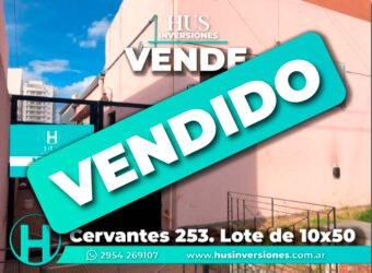 Cervantes 253