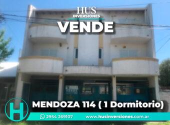 MENDOZA 114 (entre Chaco y Tomas Masón)