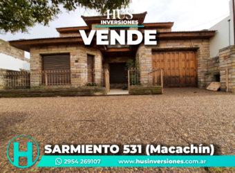 SARMIENTO 531 (Macachín)